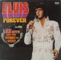 Elvis ‎– Elvis Forever - 32 Hits And The Story Of A King (5/5-) 2LP+Book