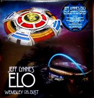Electric Light Orchestra, Jeff Lynne's(ELO), Wembley Or Bust (3 LP) ( NEW)