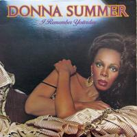 Donna Summer ‎– I Remember Yesterday (4-/4)