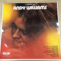 Andy Williams (The Vale Orchestra With Singers & Chorus ‎– A Tribute To Andy Williams (5-/5-)