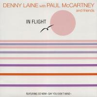 Denny Laine With Paul McCartney ‎– In Flight ( NEW)