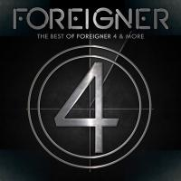 Foreigner, The Best Of Foreigner 4 & More ( NEW)