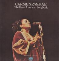 Carmen McRae ‎– The Great American Songbook (5/5) 2LP