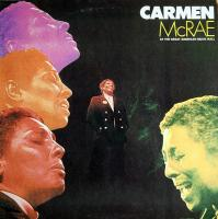 Carmen McRae ‎– Carmen McRae At The Great American Music Hall,2LP (5/5)